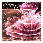 5d Full Diamond Painting Kits Special Style Flower Diy  QB5723