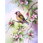 2019 5d Diy Diamond Painting Kits Birds Flowers  VM9868