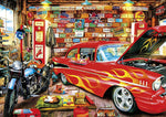 5D Diy Diamond Painting Cross Stitch Mosaic Kits Cars Modification VM90578