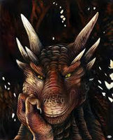 5D DIY Diamond Painting Embroidery Cross Stitch Kits Bored Dragon VM90579