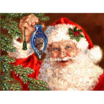 Cheap Christmas Santa Claus 2019 New Hot Sale 5d Diy Diamond Line Painting VM1807 (1766957744218)