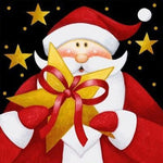 2019 5d Diy Diamond Painting Kits Santa Claus Moon Star VM92516