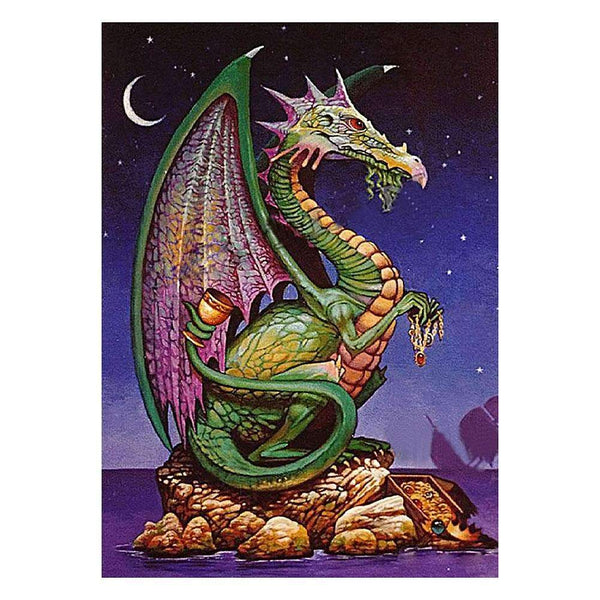2019 5d Crystal Diamond Painting Kits Dragon Pattern VM20050