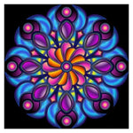 Hot Sale Cross Stitch Popular Mandala 5d Diy Diamond Embroidery Painting Kits BQ5008
