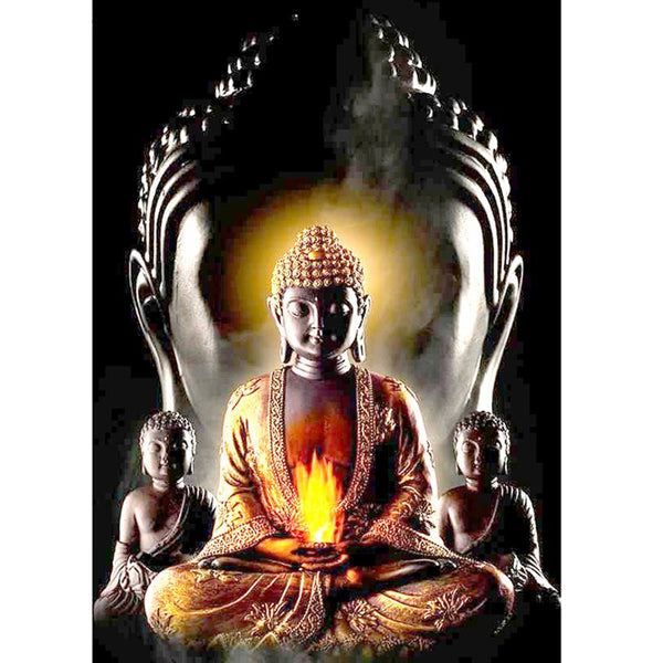 2019 5d Diy Diamond Painting Kits Buddha VM09006