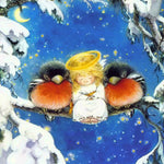 Fantasy Hot Sale Canvas Cute Bird 5d Diy Diamond Painting Kits VM8986
