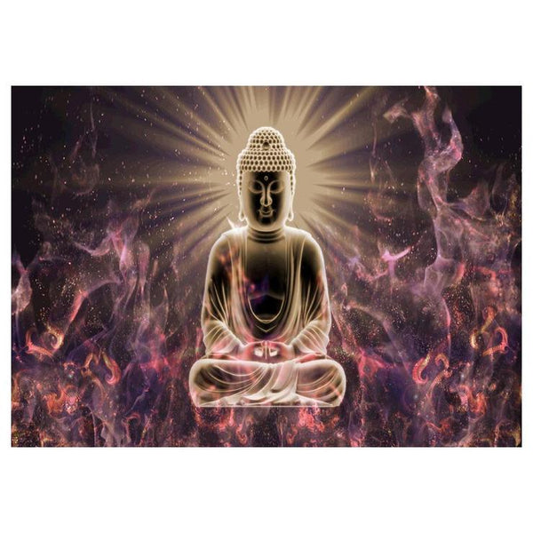 Dream Buddha Buddhist Statue Pattern 5d Diy Embroidery Diamond Painting Kits QB8075
