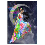 2019 5d Diy Diamond Painting Kits Dream Beautiful Fairy VM4117 (1767039139930)