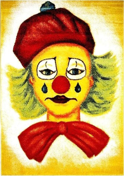Full Drill Cartoon Clown 5D Diy Embroidery Cross Stitch Diamond Painting Kits NA0009