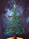 Dream Christmas Tree 5d Diy Embroidery Cross Stitch Diamond Painting Kits NA0530