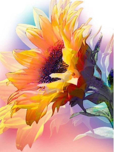 5D Diy Diamond Painting Kits Sunflower NA0061