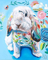 5D Diy Diamond Painting Kits Rabbit NA0260