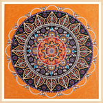 Half Drill Mandala Diamond Painting Kits HD90029