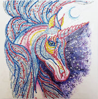 Half Drill UnicornDiamond Painting Kits HD90055