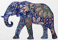 Half Drill Elephant Diamond Painting Kits HD90067