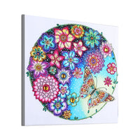 Half Drill Flower Diamond Painting Kits HD90081