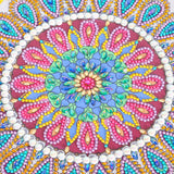 Half Drill Mandala Diamond Painting Kits HD90153