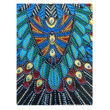 Half Drill Eagle Diamond Painting Kits HD90167