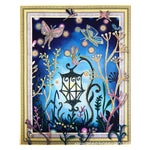 Half Drill Light Diamond Painting Kits HD90172