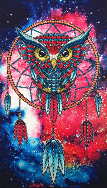 Half Drill Dream Catcher Diamond Painting Kits HD90191