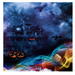 Halloween Horror Castle Pattern 5d Diy Diamond Painting Kits QB8136