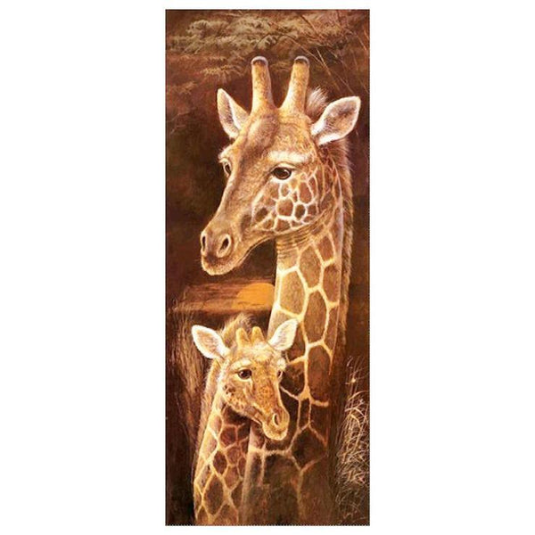 2019 5d Diy Diamond Painting Giraffe Kits Free Shipping VM3557