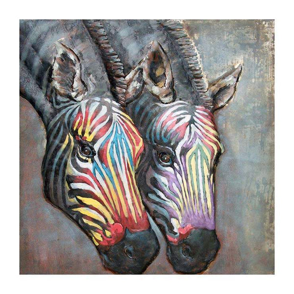 Cheap Oil Painting Styles Colorful Horse Diamond Painting Kits AF9173