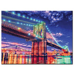 5D DIY Diamond Painting Kits Special London Bridge NB00013