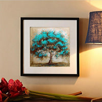 Hot Sale Special Blue Tree 5d Diamond Painting Diamond Embroidery VM1043 (1766933102682)