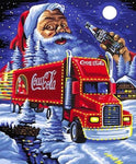 Santa Claus 5D DIY Diamond Painting Kits  NW91072