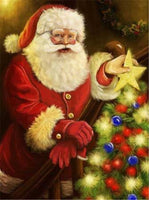 Santa Claus 5D DIY Diamond Painting Kits  NW91074