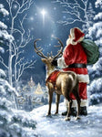 Santa Claus 5D DIY Diamond Painting Kits  NW91102