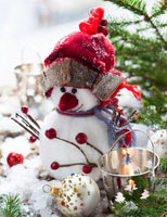 Christmas Snowman 5D DIY Diamond Painting Kits NW91142