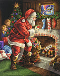 Santa Claus 5D DIY Diamond Painting Kits  NW91157