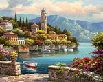 5D DIY Diamond Painting Kits Beautiful Scenery VM92092