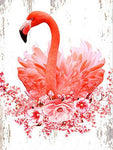 5d Diy Diamond Painting Kits Flamingo NA0382