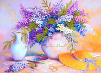 2019 5d Diy Diamond Painting Flower Kits Oil Painting Style Colorful VM3568 (1766998802522)