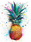 5D DIY Diamond Painting Kits Embroidery Art Pineapple Fruit VM92202
