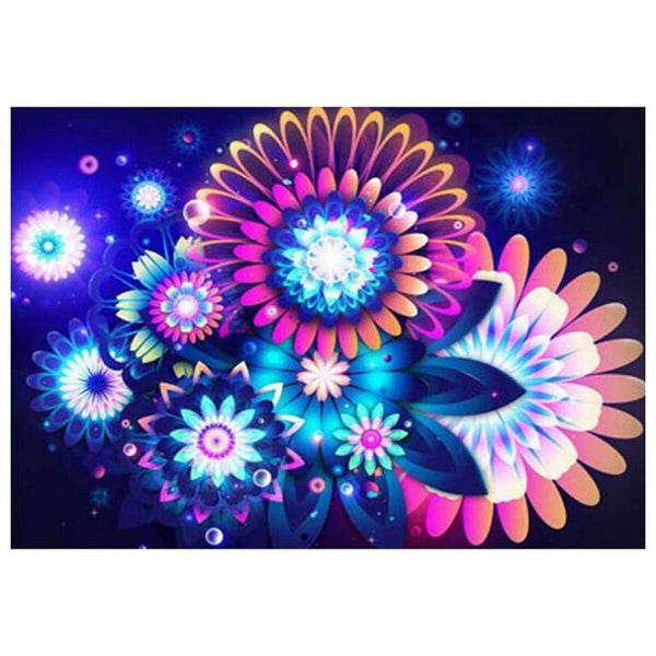 2019 5d Diy Crystal Diamond Painting Kits Art Mandala BQ5032