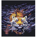 5d Diy Diamond Painting Kits Special Animal Tiger QB5069