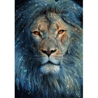 2019 5d Diy Diamond Painting Mr. Lion VM7785