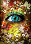 5D DIY Diamond Painting Kits Embroidery Art Beautiful Eye VM92312
