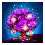 5D Diamond Painting Kits Kid's Gift The Fairy Tree AF09564