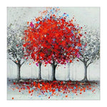 Modern Art Styles Colorful Tree Diamond Painting Kits AF9558