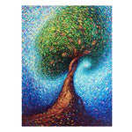 5d Diy Diamond Painting Kits Modern Art Tree AF9574