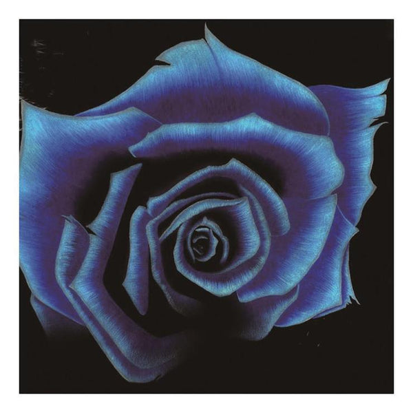 Cheap Modern Art Styles Blue rose Diamond Painting Kits AF9328