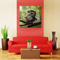 Cheap Hot Sale Animals Owl 5d Diy Diamond Painting Kits VM7031