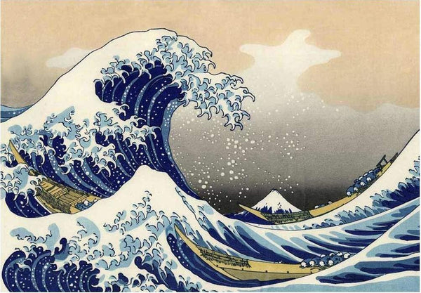 2019 5d Diy Diamond Painting Kits  Cartoon Sea Waves VM7436