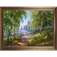 2019 5D DIY Diamond Painting Kit Forest VM92112