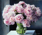 2019 5d Diy Diamond Painting Kits Peony VM9447